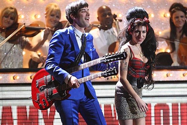 Mark Ronson Amy Winehouse
