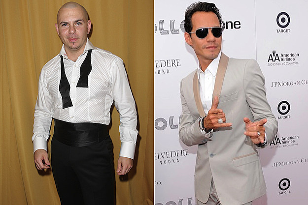 Pitbull Marc Anthony