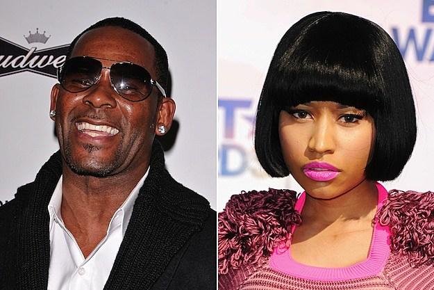 R Kelly / Nicki Minaj