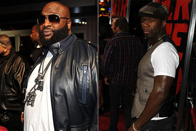 Rick Ross 50 Cent
