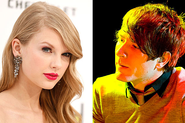 Taylor Swift, Adam Young of Owl City
