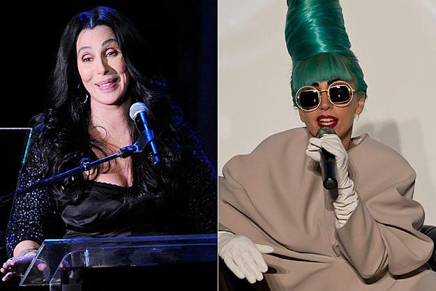Cher, Lady Gaga