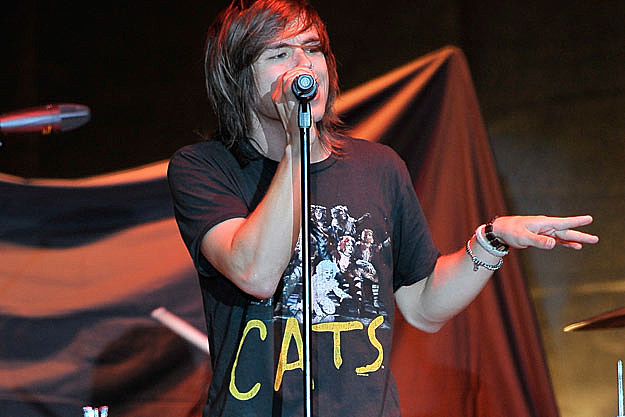 Jordan Witzigreuter of The Ready Set