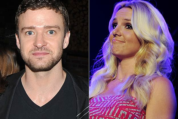 Justin timberlake and britney spears sex