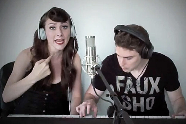 Karmin Covers LMFAO Party Rock Anthem