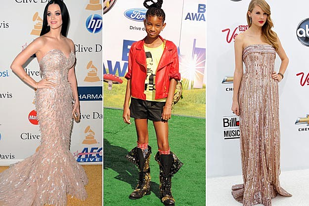Katy Perry Willow Taylor Swift