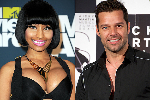 Nicki Minaj and Ricky Martin Tapped for MAC Viva Glam Campaign