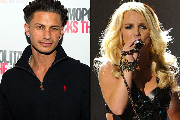Pauly D Joins Britney Spears on Tour