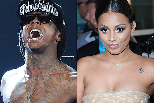 Lil Wayne Lauren London