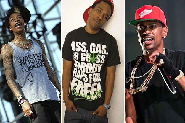 Wiz Khalifa Curren$y Big Sean