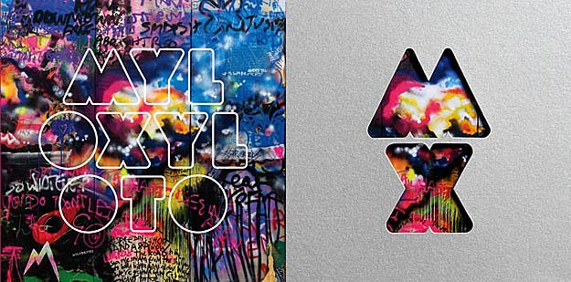 Coldplay Mylo Xyloto
