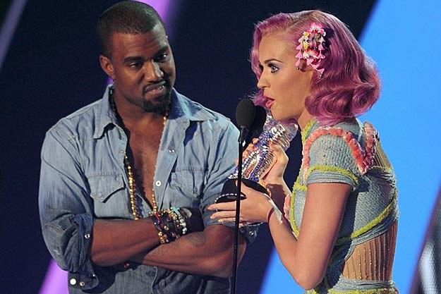 Kanye West Katy Perry