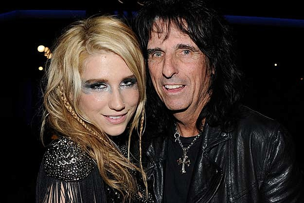 Kesha Alice Cooper What Baby Wants