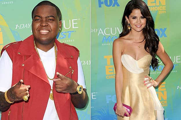 Sean Kingston Selena Gomez