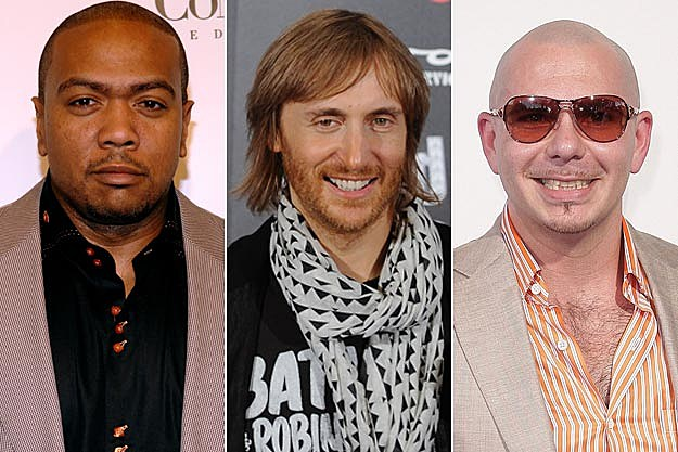Timbaland David Guetta Pitbull
