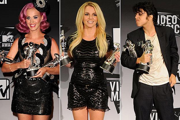 VMA Winners