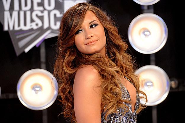 Demi Lovato Defends Weight Gain