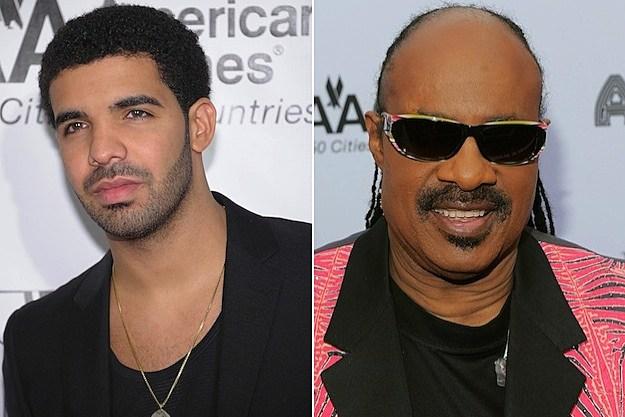 Drake Stevie Wonder
