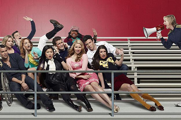 'Glee' Cast