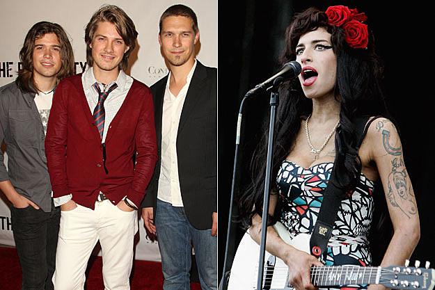 Hanson, Amy Winehouse
