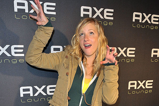 Glee' Famer Heather Morris Added to 'Ice Age: Continental
