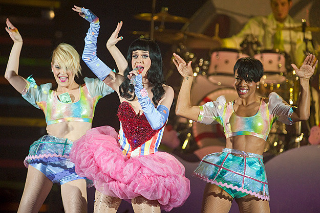 Katy Perry California Dreams Tour.0 Video