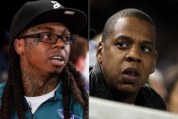 Lil Wayne Vs. Jay-Z