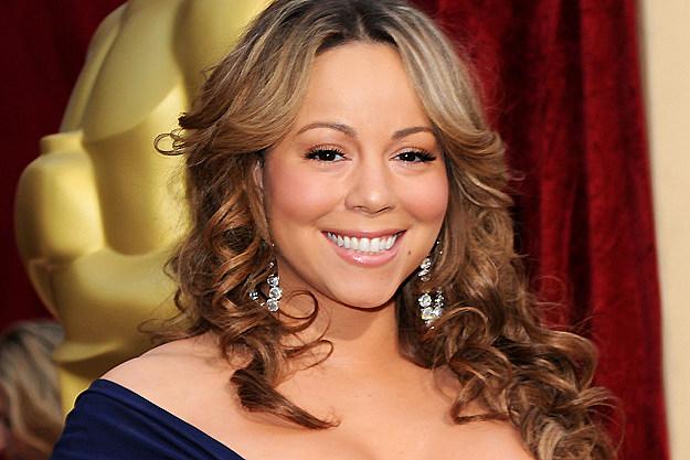 Mariah Carey on X Factor
