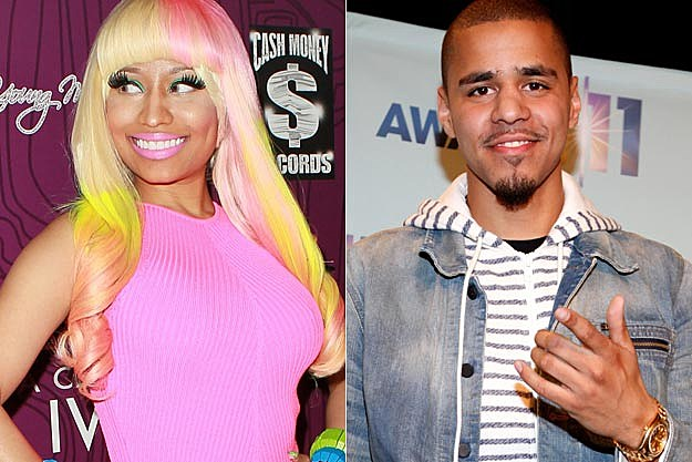 Nicki Minaj J. Cole