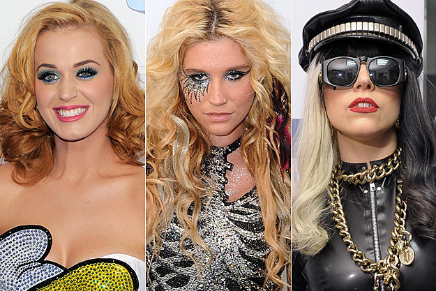 Katy Perry, Kesha, Lady Gaga Britney Spears Tribute