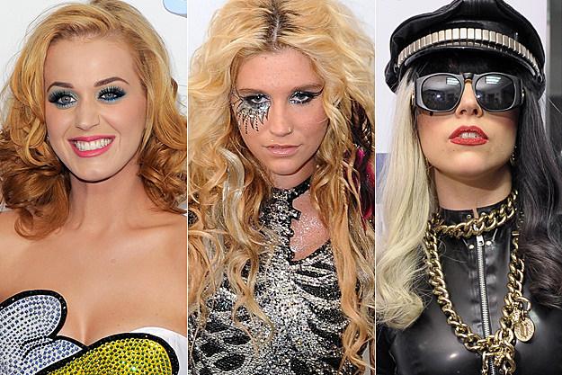 Katy Perry, Kesha, Lady Gaga Britney Spears Tribute