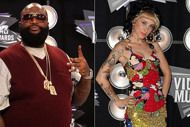 Rick Ross Kreayshawn