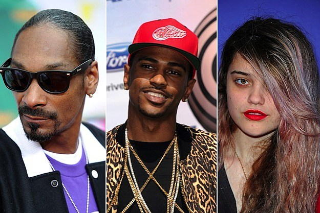 Snoop Dogg Big Sean Sky Ferreira