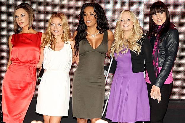 Spice Girls 'Viva Forever' Musical in the Works