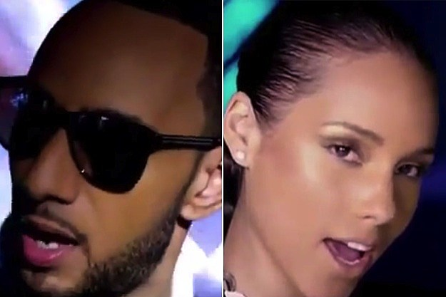 Swizz Beatz Alicia Keys