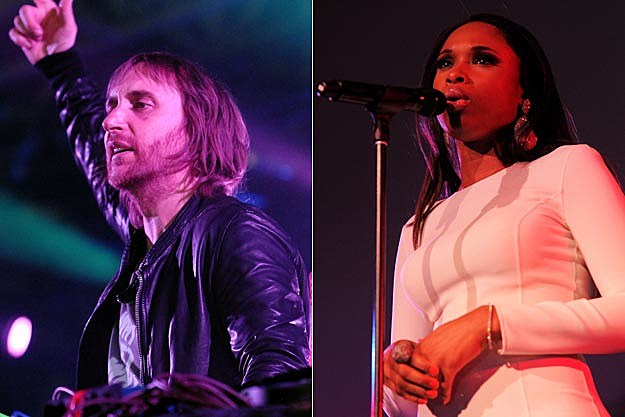 David Guetta Jennifer Hudson