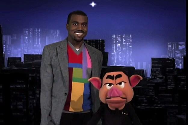 Kanye West-Pork Troy