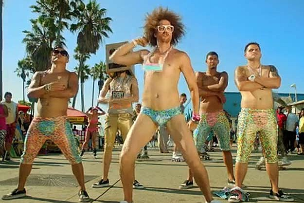 Lmfao sexy and i know it vevo