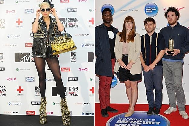 Lady Gaga Metronomy