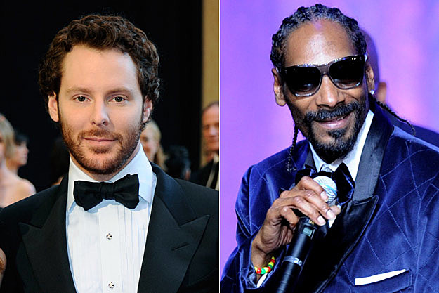 Sean Parker Snoop Dogg