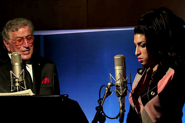 Tony Bennett Amy Winehouse