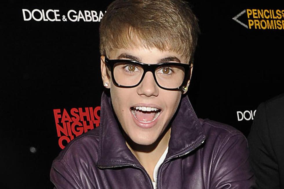 Justin Bieber Wraps Up His Christmas Album