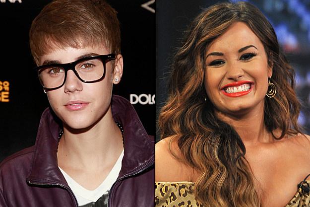 Justin Bieber Demi Lovato Duet