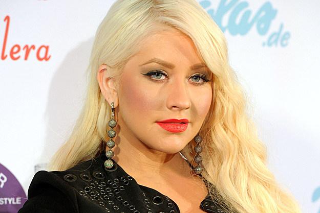 Christina Aguilera Secret Potion Commercial