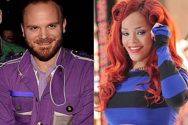 Will Champion of Coldplay Rihanna