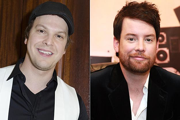 Gavin DeGraw, David Cook