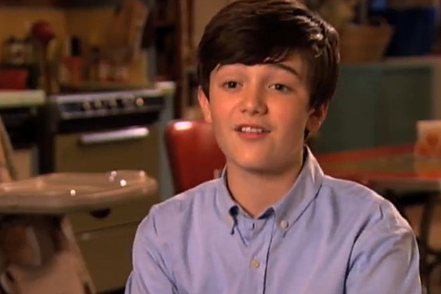 Greyson Chance 'Raising Hope'