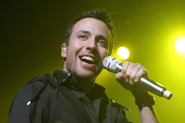 Backstreet Boys' Howie Dorough