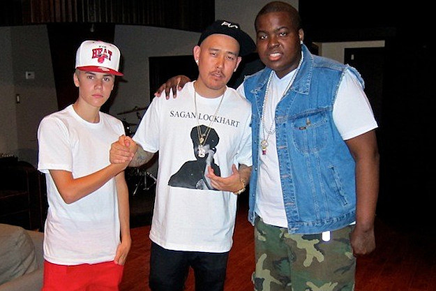Justin Bieber Sean Kingston