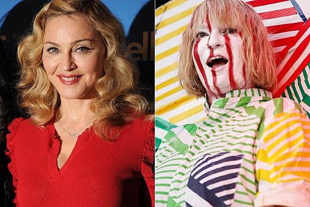Madonna Sia